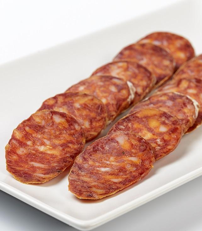 Longaniza Chorizo dulce corte