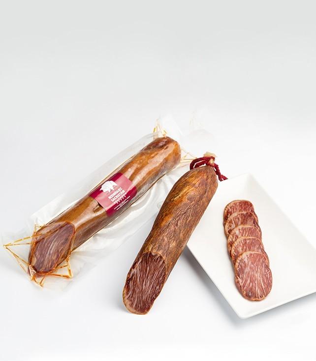 Lomo de bellota ibérico 50% raza ibérica