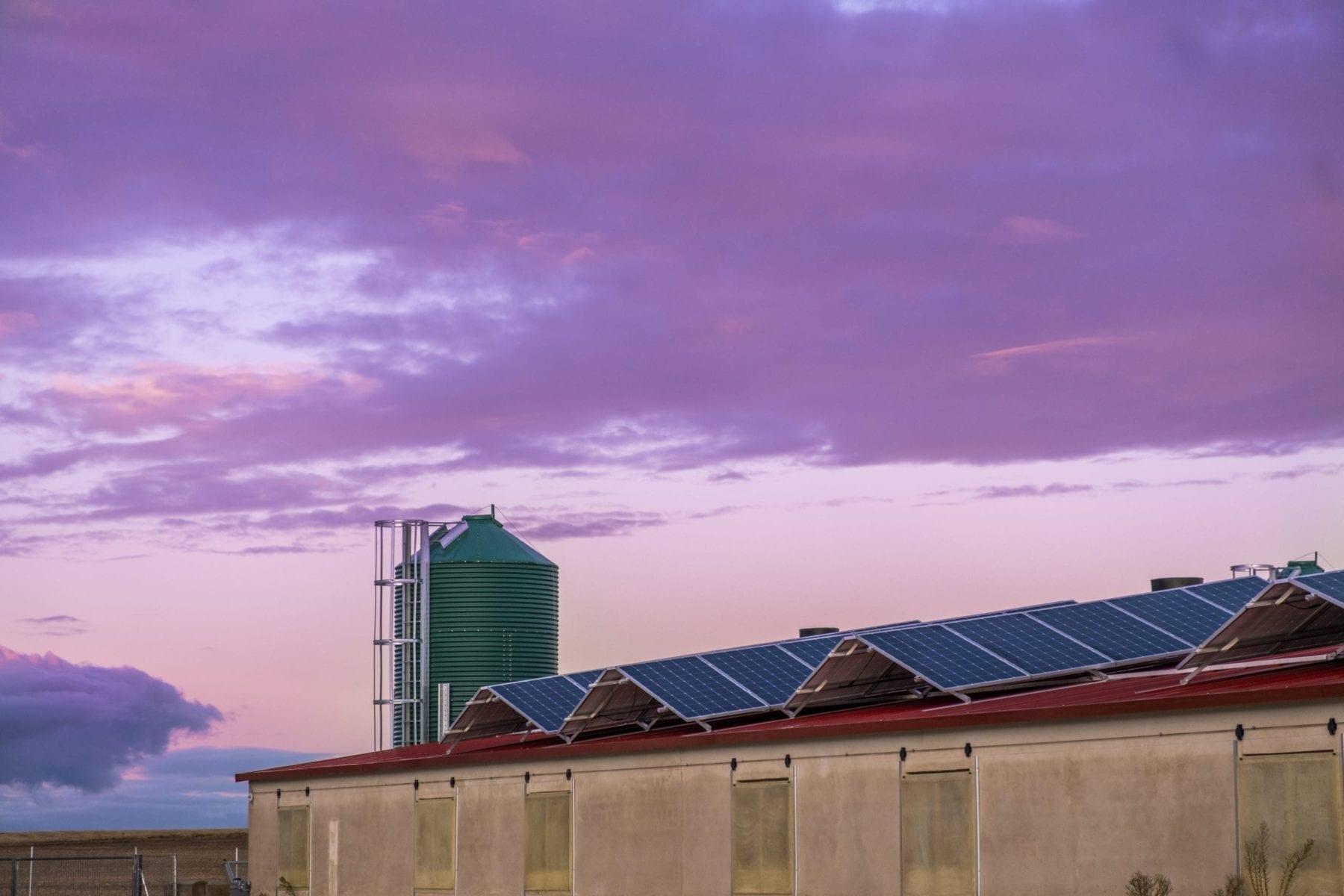 Rodríguez Sacristán apuesta por la energía solar en sus instalaciones