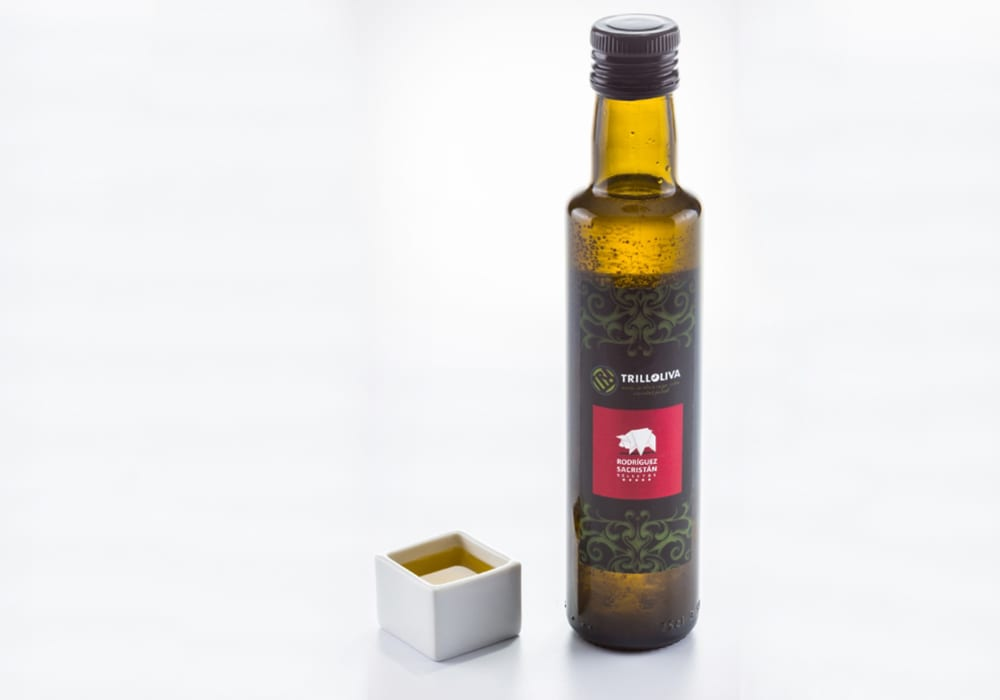 aceite de oliva trilloliva Rodríguez Sacristán embutidos ibéricos Segovia
