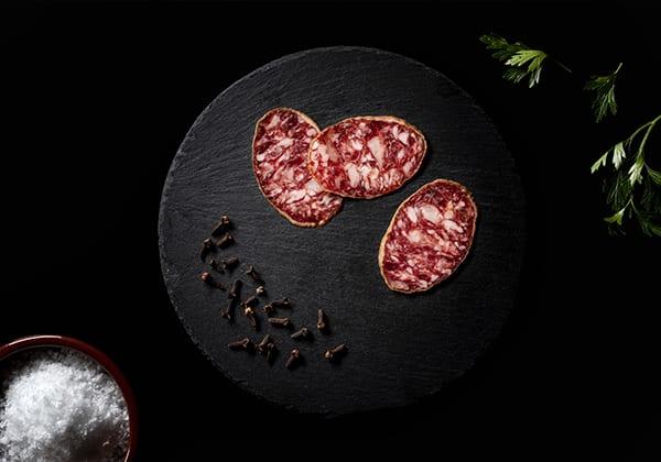 salchichón ibérico delicioso Rodríguez Sacristán embutidos ibéricos Segovia